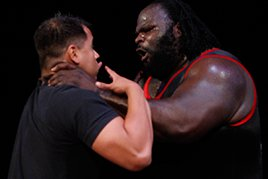Mark Henry attacks