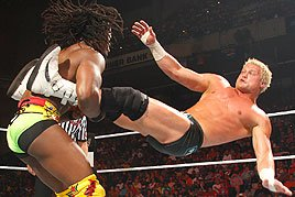 Dolph Ziggler and Kofi Kingston