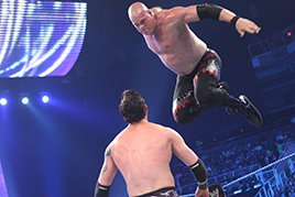 Kane soars toward Barrett