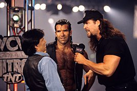 The Outsiders invade Nitro