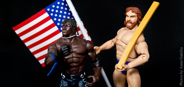 Clash of the Toy-tans: Truth vs. Duggan
