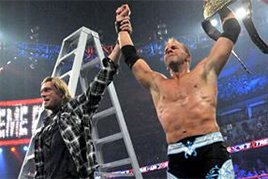 Edge with Christian at Extreme Rules 2011