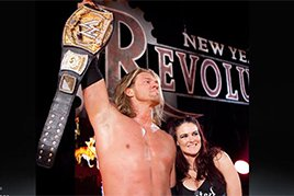 Edge wins his first WWE Championship