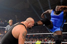 Mark Henry def. Big Show