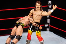 Clash of the Toy-tans: Orton vs. Roberts