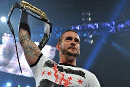 CM Punk returns to Raw