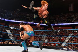 Heath Slater vs. Justin Gabriel