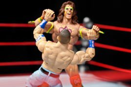 Ultimate Warrior vs. John Cena