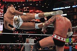 Alberto Del Rio and CM Punk