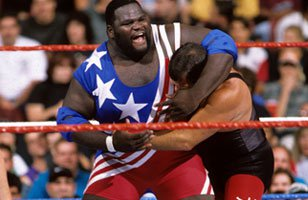 Mark Henry battles Jerry Lawler in his pay-per-view debut.