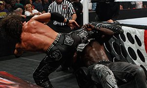 John Morrison vs. R-Truth