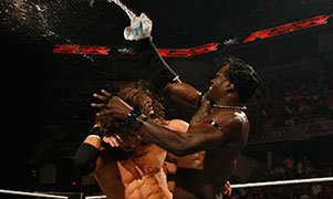 R-Truth and John Morrison