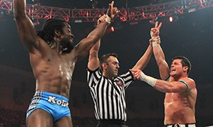Kofi Kingston & Evan Bourne