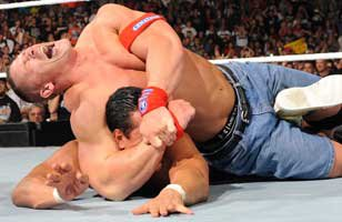 John Cena wins 10th WWE Championship at Night of Champions 2011