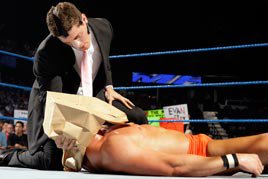 Cody bags Ted DiBiase