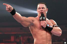 Cena selects The Rock for Survivor Series