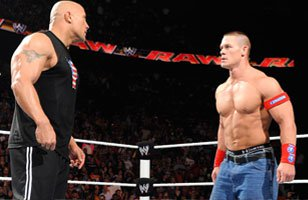 Why should The Rock team with John Cena at Survivor Series?