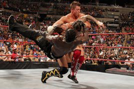 The Miz & R-Truth topple CM Punk at Vengeance