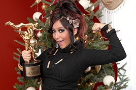 Snooki is named the WWE A-Lister of the Year