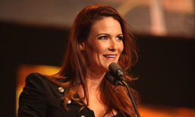Lita presents Most Divalicious Moment at the Slammy Awards