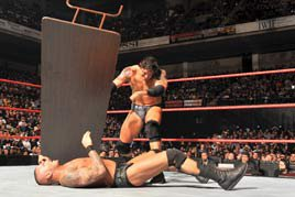 Randy Orton vs. Wade Barrett