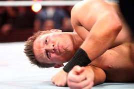 The Miz earns the No. 1 spot in the 2012 Royal Rumble Match