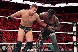 R-Truth vs. The Miz