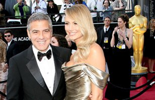 """Gorgeous George & Stunning Stacy"" at the Academy Awards"