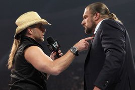 Day After Raw: Shawn Michaels disses Triple H
