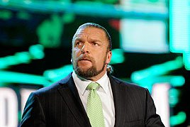 Triple H has resolutely rejected The Undertaker's challenge.