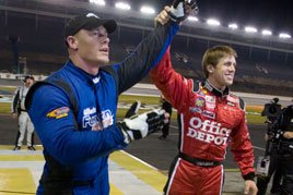 Fast Cars And Superstars The Gillette Young Guns Celebrity Race