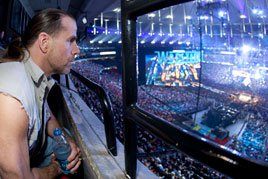 Shawn Michaels returns to WWE