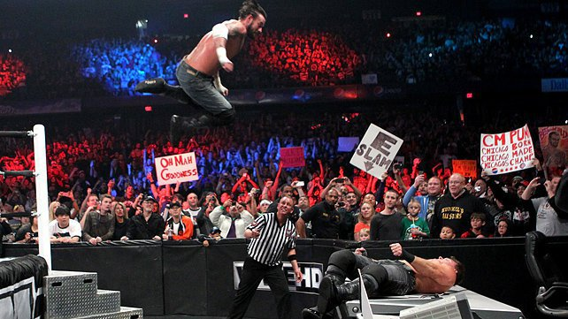 CM Punk vs. Chris Jericho at Extreme Rules