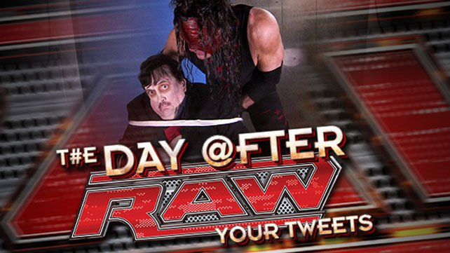 WWE.com collects the best tweets from the day after Raw SuperShow, 4/24/12