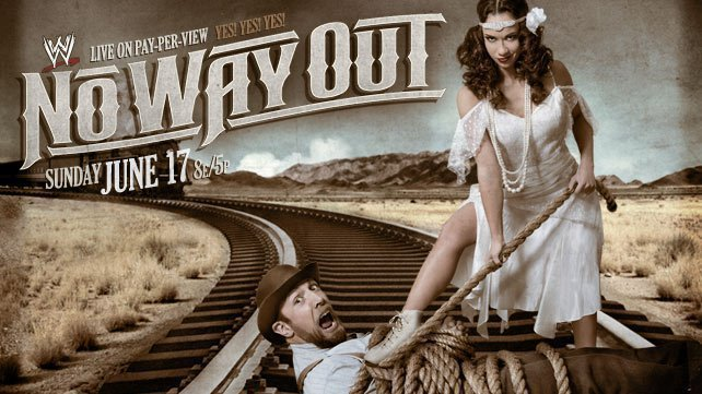 After a three-year absence, WWE's No Way Out returns on June 17, live on pay-per-view.
