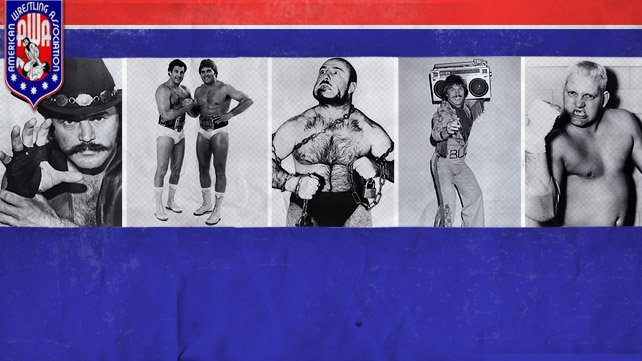 The sensational history of the AWA.