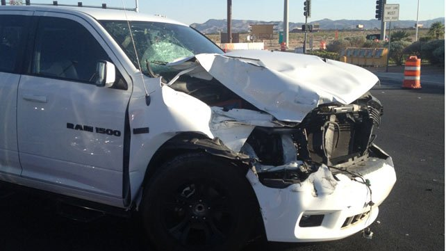 BREAKING NEWS: Rosa Mendes involved in a car accident in Las Vegas