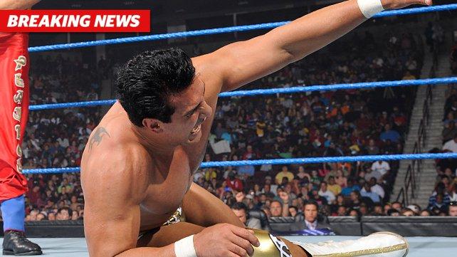 Alberto Del Rio, sofrendo uma concussão que ocorreu no SmackDown, não é medicamente liberado para competir contra World Heavyweight Champion Sheamus no No Way Out.