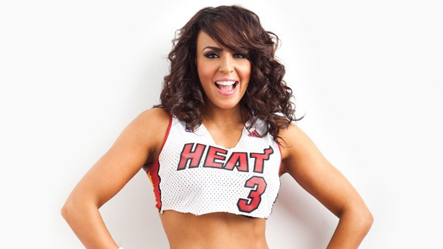Miami Heat Dancers 2014 Roster Was a Miami Heat Dancer