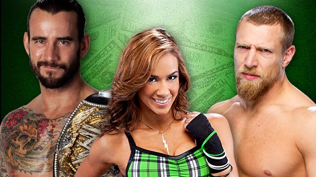 20120628 ARTICLE MITB punk bryan AJ The John Report: WWE Money in the Bank Preview