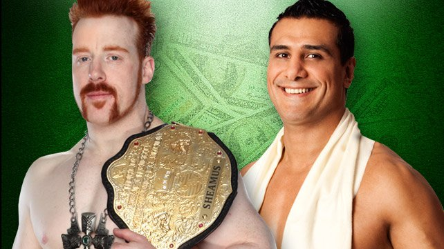 20120702 ARTICLE MITB sheamus delrio The John Report: WWE Money in the Bank Preview