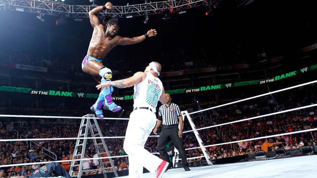 WWE Tag Team Champions R-Truth & Kofi Kingston defeated Hunico & Camacho on the Money in the Bank Pre-Show event Sunday.