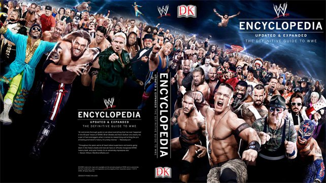 Uncovering the second edition of the WWE Encylopedia