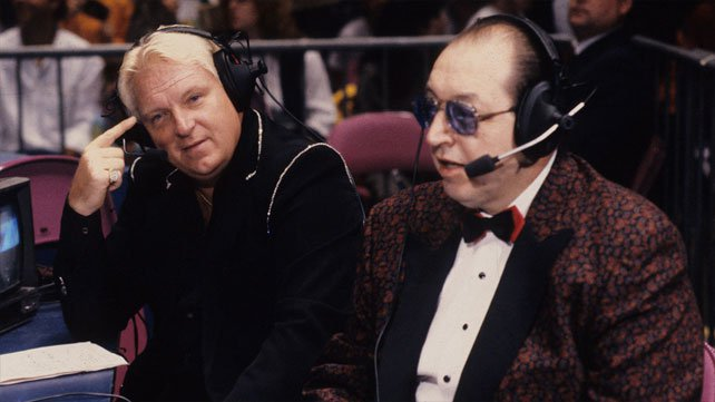 Jim Ross remembers the late Gorilla Monsoon.