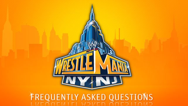 WrestleMania 29 Travel Packages FAQ