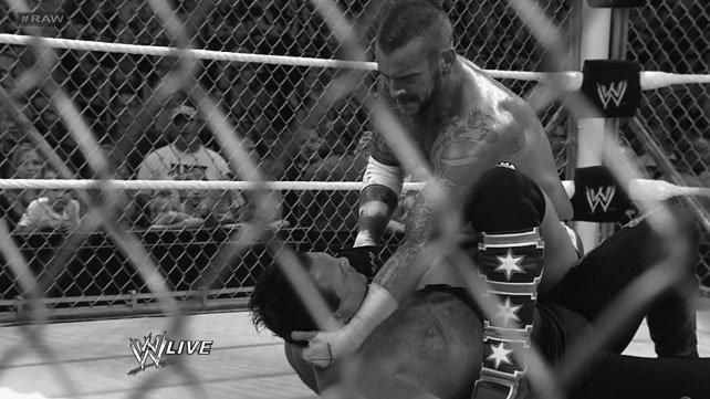 CM Punk vs Jerry Lawler