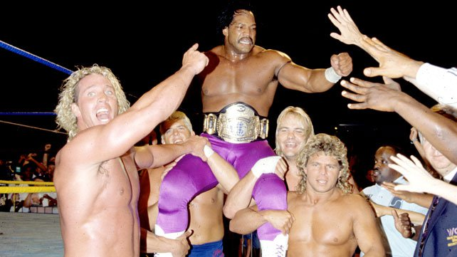 Remembering The Night Ron Simmons Made Sports