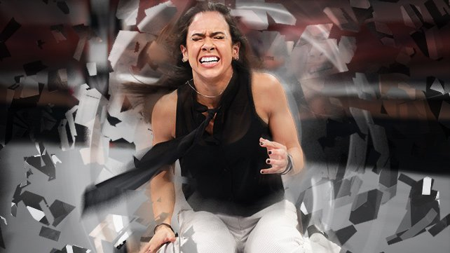 Is AJ Lee unfit to lead?