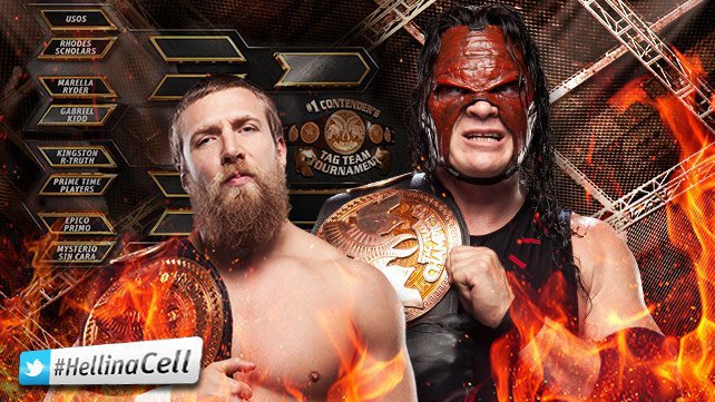 WWE Tag Team Championships #1 Contenders Tournament Match