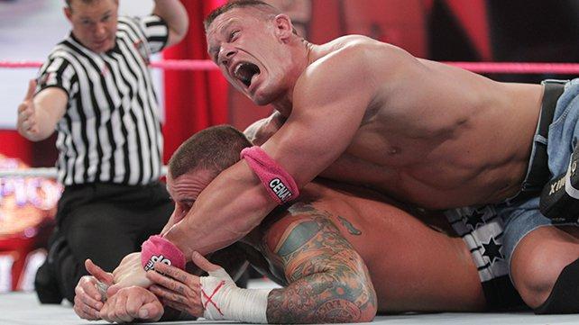 John Cena's STF